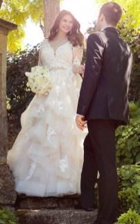 70 Elegant Ball Gown Wedding Dresses For Plus Size 43