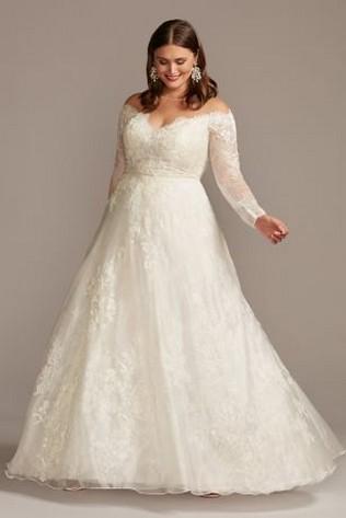 70 Elegant Ball Gown Wedding Dresses For Plus Size 75