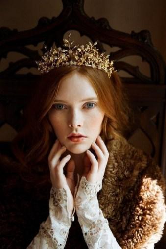 70 Elegant Bridal Crown Wedding Ideas 35