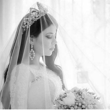 70 Elegant Bridal Crown Wedding Ideas 54