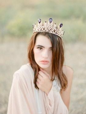 70 Elegant Bridal Crown Wedding Ideas 57