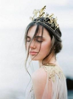 70 Elegant Bridal Crown Wedding Ideas 9