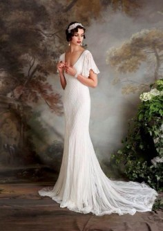 70 Gatsby Glamour Wedding Dresses Ideas 44