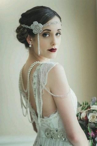 70 Gatsby Glamour Wedding Dresses Ideas 53