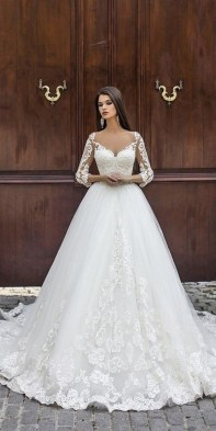 70 Long Sleeve Lace Wedding Dresses Ideas 41
