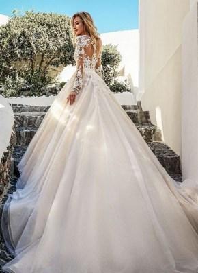 70 Long Sleeve Lace Wedding Dresses Ideas 61