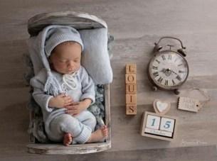 70 Newborn Baby Boy Photography Ideas 04
