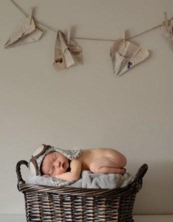 70 Newborn Baby Boy Photography Ideas 08