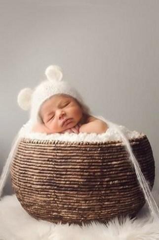 70 Newborn Baby Boy Photography Ideas 12