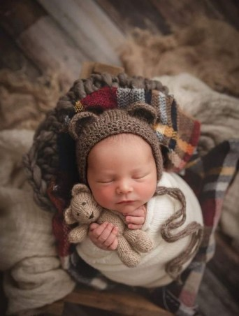 70 Newborn Baby Boy Photography Ideas 14