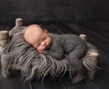 70 Newborn Baby Boy Photography Ideas 24