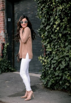 75 How to Wear Sweater for Working Women 11