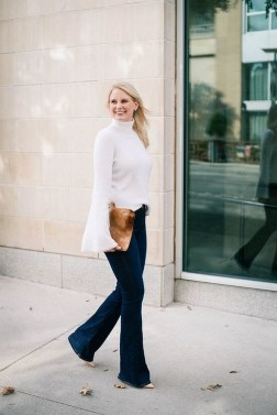 75 How to Wear Sweater for Working Women 16