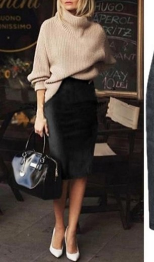 75 How to Wear Sweater for Working Women 31