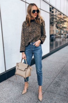 75 How to Wear Sweater for Working Women 49