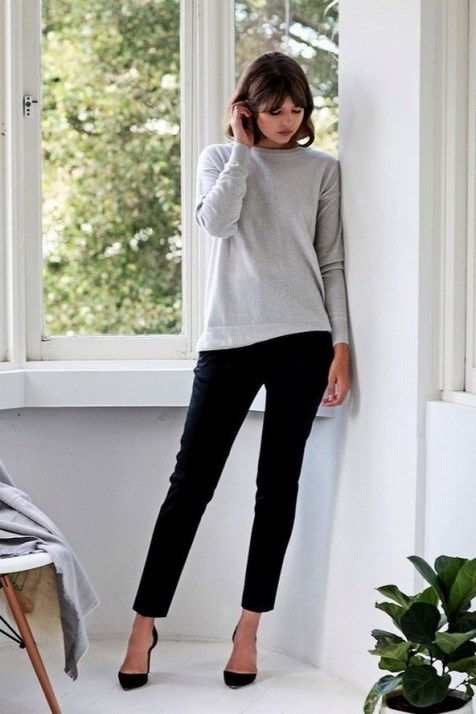 75 How to Wear Sweater for Working Women 51