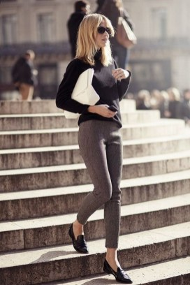 75 How to Wear Sweater for Working Women 58