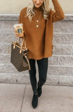 75 How to Wear Sweater for Working Women 62