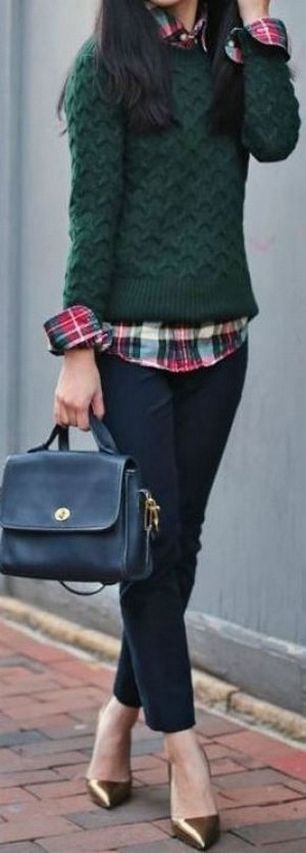 75 How to Wear Sweater for Working Women 64