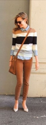 75 How to Wear Sweater for Working Women 67