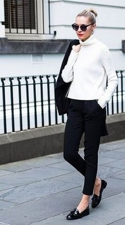 75 How to Wear Sweater for Working Women 72