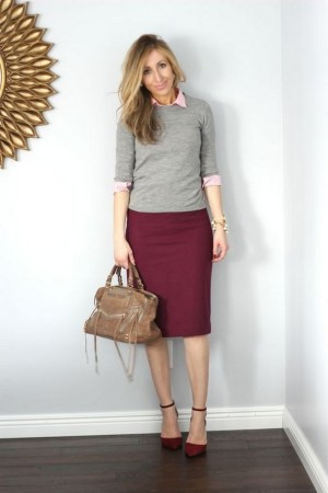 75 How to Wear Sweater for Working Women 74