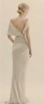 80 Adorable V Shape Back Wedding Dresses You Need to See 11