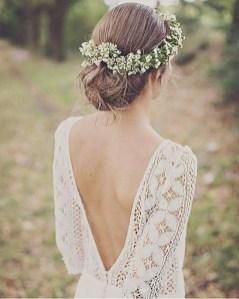 80 Adorable V Shape Back Wedding Dresses You Need to See 48
