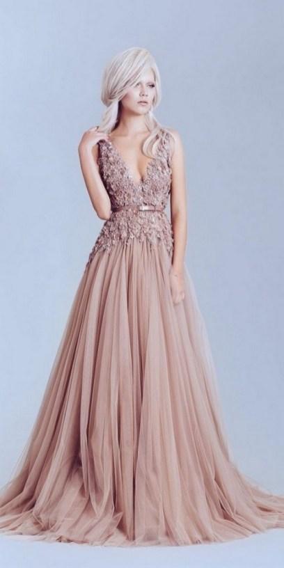 80 Colorful Wedding Dresses Ideas 06