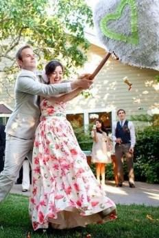 80 Colorful Wedding Dresses Ideas 08