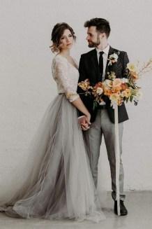 80 Colorful Wedding Dresses Ideas 12