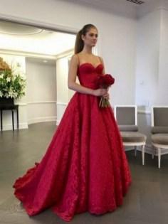 80 Colorful Wedding Dresses Ideas 26