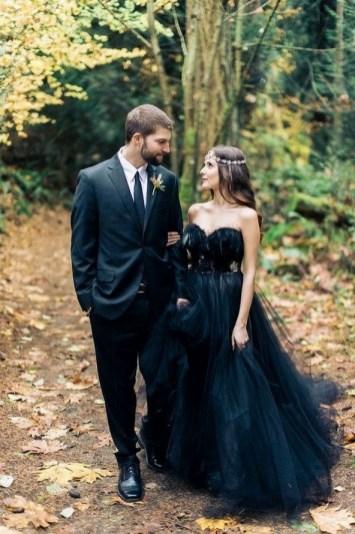 80 Colorful Wedding Dresses Ideas 49