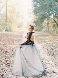 80 Colorful Wedding Dresses Ideas 75