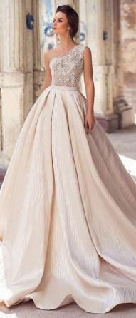 80 Inspiring Beautiful Sequin Bridal Gown 16