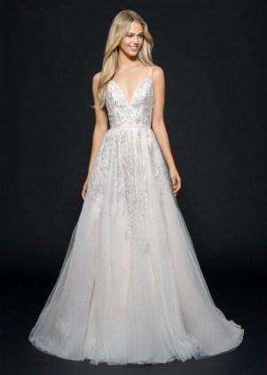 80 Inspiring Beautiful Sequin Bridal Gown 45
