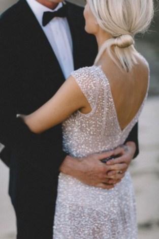 80 Inspiring Beautiful Sequin Bridal Gown 83