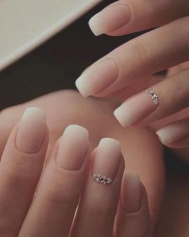 80 The Most Elegant Wedding Nail Art 21