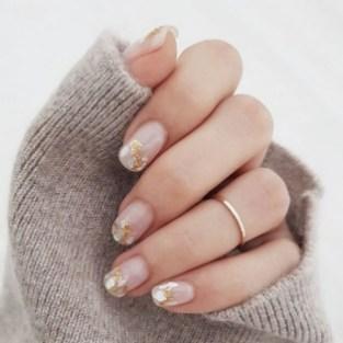 80 The Most Elegant Wedding Nail Art 51