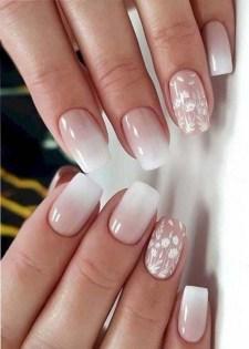 80 The Most Elegant Wedding Nail Art 62