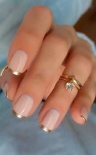 80 The Most Elegant Wedding Nail Art 63
