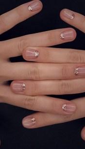 80 The Most Elegant Wedding Nail Art 72