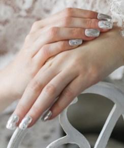 80 The Most Elegant Wedding Nail Art 79