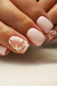 80 The Most Elegant Wedding Nail Art 80