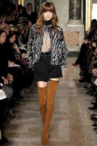 80 Thigh High Boots Outfit Street Style Ideas 33