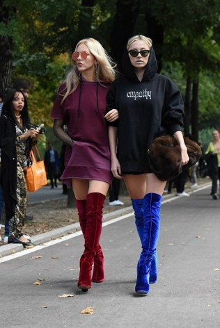 80 Thigh High Boots Outfit Street Style Ideas 58