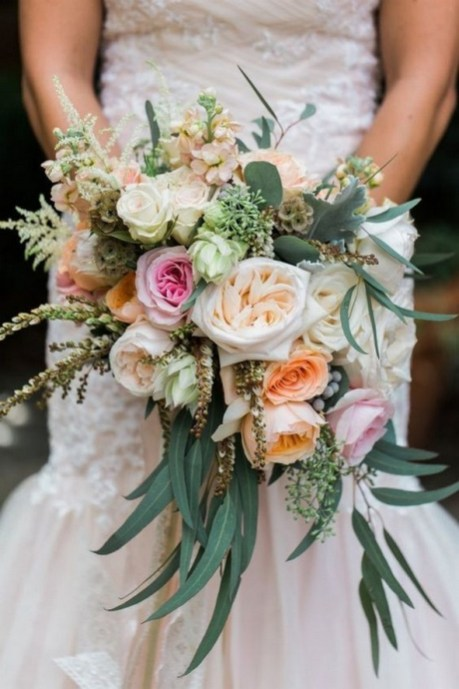 80 Wedding Bouquet For Brides Ideas 12