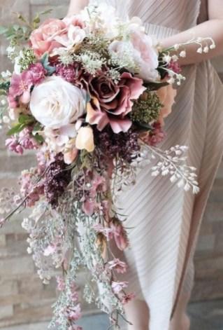 80 Wedding Bouquet For Brides Ideas 59