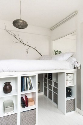 35 Bedroom Storage Ideas Small Spaces for Womens 01