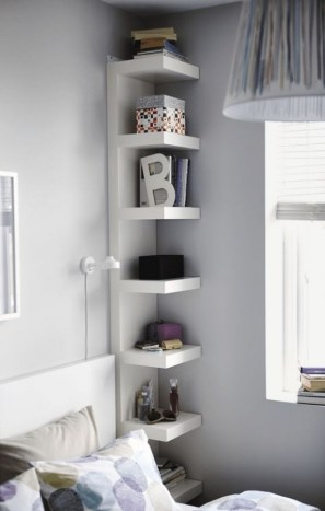 35 Bedroom Storage Ideas Small Spaces for Womens 13